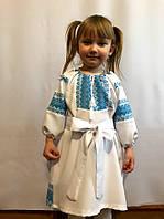 Детское платье вышиванка
