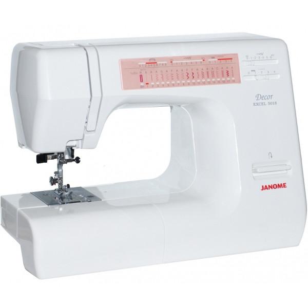 Швейная машина Janome Decor Excel Pro 5018