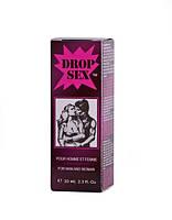 Возбуждающий любовный эликсир Drop Sex 20мл