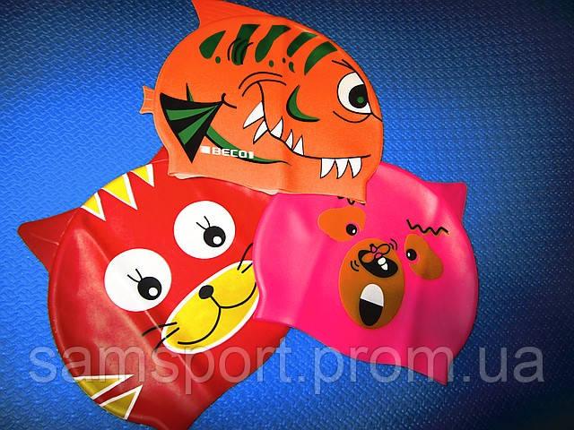 детские шапочки для бассейна