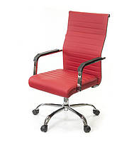 Кресло АКЛАС Кап FX СН TILT Красное, фото 1