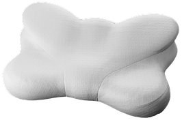 """Ортопедическая подушка с эффектом памяти Olvi """"Butterfly"""" J2539"""