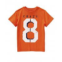 Crazy8 футболка для мальчика оранжевая 8