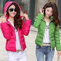 Женская весенняя куртка-пуховик. Модель 50132., фото 2
