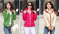Женская весенняя куртка-пуховик. Модель 50132., фото 4