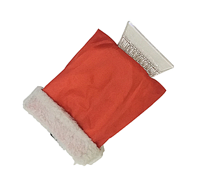 Скребок Technics для снега и льда с рукавицей 160 х 245 мм (52-810)