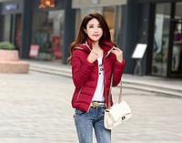 Женская весенняя куртка-пуховик. Модель 50132., фото 5