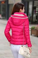 Женская весенняя куртка-пуховик. Модель 50132., фото 8