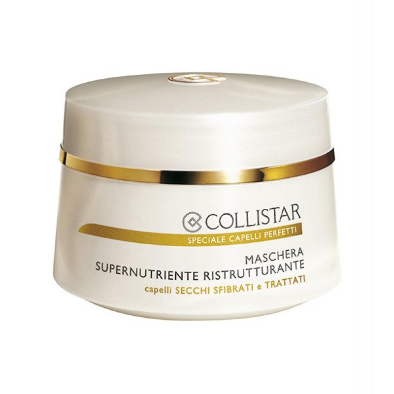 Маска відновлююча для волосся COLLISTAR SUPERNOURISHING RESTORATIVE MASK 200 ml