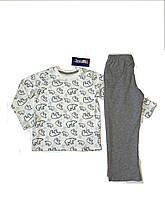 Пижама Lupilu на мальчика 1-2 года, рост 86/92