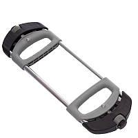 Эспандер плечевой кистевой Zelart ARM TRAINER С регулируемой нагрузкойМеталл пластик Черный-серый (HG-102)