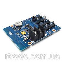 Контролер Huidu HD-W04, Wi-Fi, для рядка, що біжить, світлодіодного екрану