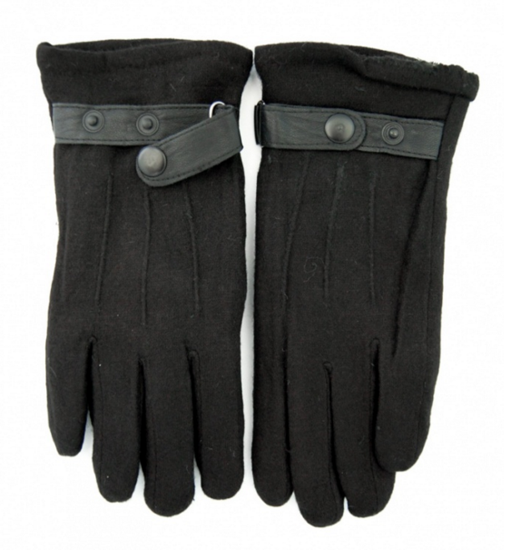 Мужские перчатки кашемировые оптом