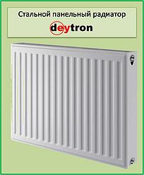 Стальной радиатор Deytron класс 11  500H х 700L б. п.