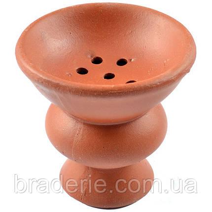 Чаша для кальяна глиняная (большая), фото 2