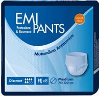 Труси поглинаючі EMI Pants Medium (75/120cm) 8 шт/уп
