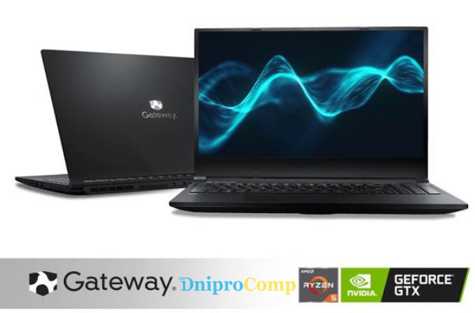 Ноутбук Gateway (USA) AMD Ryzen 5 4600H/8/240SSD/GTX 1650 4GB - Новый