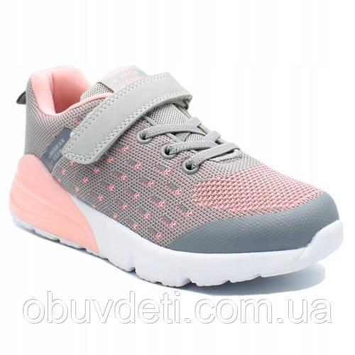 Кроссовки для девочки  american club (польша) 33 р-р - 21,5см