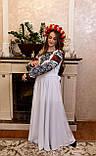Вишите плаття з квітковою родзинкою🌹, фото 3