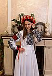 Вишите плаття з квітковою родзинкою🌹, фото 2
