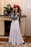 Вишите плаття з квітковою родзинкою🌹, фото 5
