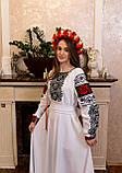 Вишите плаття з квітковою родзинкою🌹, фото 4