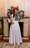Вишите плаття з квітковою родзинкою🌹, фото 6