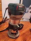 Фрезер Best МФ-980 (2 бази, цанги 6 і 8), фото 8