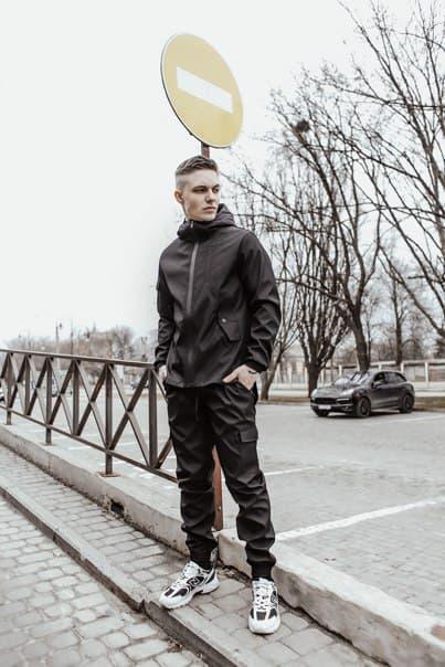 """Чоловічий комплект """"Easy"""" softshell: куртка і штани (4 кольори)"""