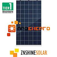 Солнечная панель ZNSHINE ZXP335-LD72 Double-Glass + Graphene Coating