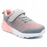 Качественные кроссовки  для девочки american club 34 размер - 22,0 см