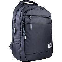 Рюкзак Сity 143-1 чорний GoPack