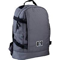 Рюкзак Сity 148-1 сірий GoPack