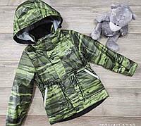 Детская куртка ветровка оптом 98-104-110-116-122