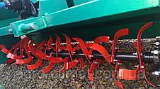 Почвофреза навесная Буковинка Premium 2 м, фото 2