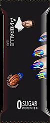 Протеиновый шоколад Beauty.Fit  Amoralle Luxury Грецкий Орех-Молочный Шоколад (75 грамм)