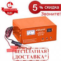 Зарядний пристрій Sturm BC12110V |ЗНИЖКА 5%|ДЗВОНІТЬ