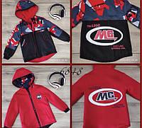 Детская куртка ветровка оптом 116-122-128-134-140