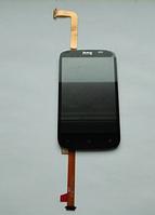 Оригинальный дисплей (модуль) + тачскрин (сенсор) для HTC Desire C A320e