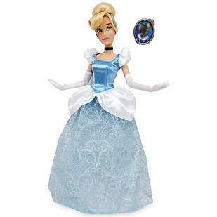 Кукла Золушка с кулоном Disney Cinderella Doll with Pendant