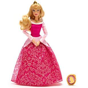Кукла Аврора с кулоном Disney Aurora Classic Doll with Pendant