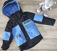 Детская куртка ветровка оптом 92-98-104-110-116