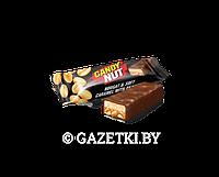 Конфеты CANDY NUT мягкая кармель с арахисом 1 кг. ТМ Рошен