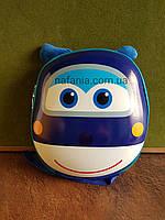 Рюкзак для малюків (дошкільнят) Супер Крила синій