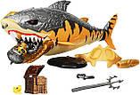 Набор Тигровая Акула в бутылке, светится в темноте, Treasure X Sunken Shark, Оригинал из США, фото 6