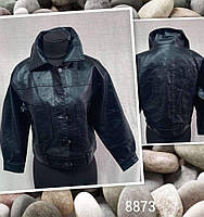 """Куртка жіноча демісезонна, еко шкіра, розмір M-L """"JeansStyle"""" купити недорого від прямого постачальника"""