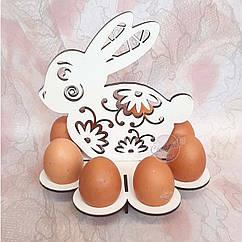 Подставка для пасхальных яиц, Кролик