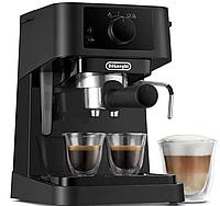 Ріжкова кавоварка еспресо Delonghi EC 230.BK