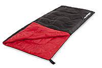 Спальный мешок - одеяло Acamper 150 г/м2 черный
