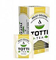 """TОТТІ Tea пакет.""""Молочный Улун"""" зел 4x25"""